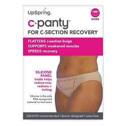 C-Panty C-Section Underwear, Classic Waist