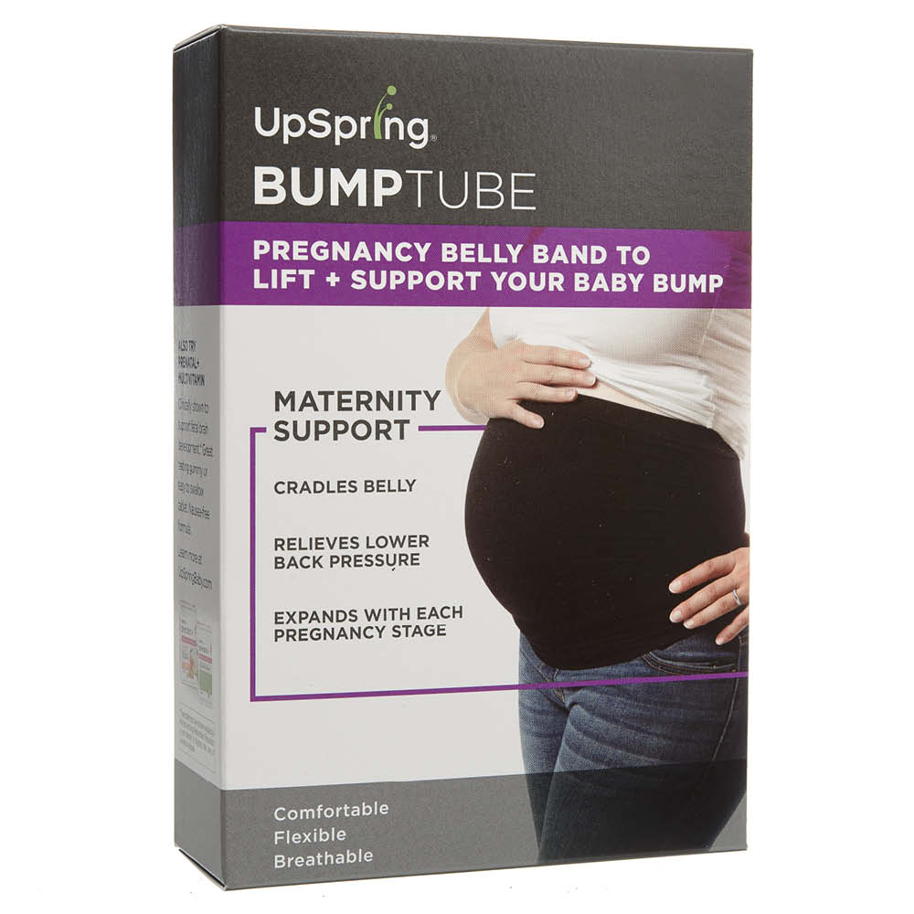 Upspring Pregnancy Belly Band For Maternity Abdominal Support To Wear With Clothing