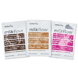 Milkflow Fenugreek Drink Mix Sample
