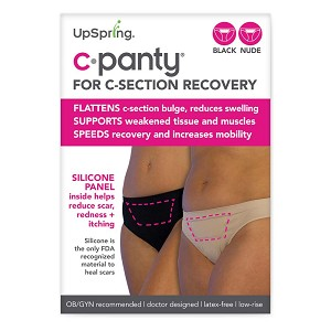 C-Panty Classic Waist (2 Pack)